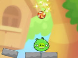 Cut Rope 2 Bad Pig
