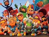 Subway Surfers All Сharacters Puzzle