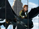How to Train Your Dragon Puzzle