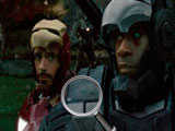 Iron Man 2 Hidden Numbers