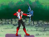 Power Ranger Princess Recuse