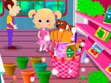 Baby Pink Garden Time