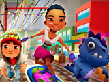 Subway Surfers World Tour Bangkok