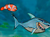 Finding Nemo Underwater Racing