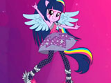 Equestria Girls Twilight Sparkle Jigsaw Puzzle