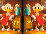 Spot the Differents Scroodge McDuck