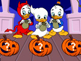 Duck Tales Trick or Treat