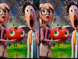 Cloudy with a chance of Meatballs Difference