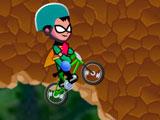 Teen Titans BMX Challenge