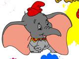 Dumbo Online Coloring