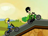 The Powerpuff Girls Racing