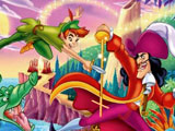 Peter Pan Find The Alphabets