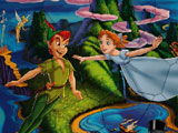 Puzzle Mania Peter Pan And Wendy Darling