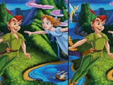 Peter Pan See The Difference