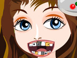 Modern Girl at Dentist