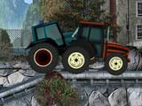 Racing Tractors Frenzy