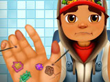 Subway Surfers Hand
