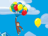 Curious George Balloon Rescue