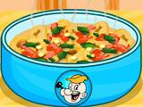Popeye's Spinach Tortellini