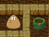 Pou In Maze