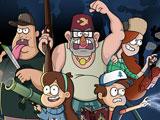 Gravity Falls in Zombieland