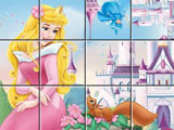 Princess Aurora - Swing Puzzle