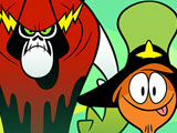 Wander Over Yonder Characters