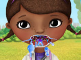 Doc Mcstuffins Throat Care