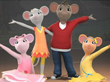 Angelina Ballerina Group