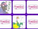Angelina Ballerina Memory