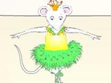 Angelina Ballerina Dance