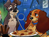 Lady And The Tramp Hidden Alphabets