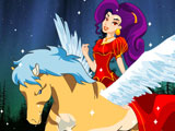 Princess and Pegasus