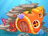 Mermaid House Design