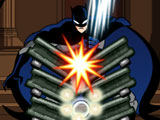 Batman's Power Strike