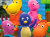 The Backyardigans Hidden Star