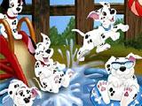 101 Dalmatians Sliding Puzzle