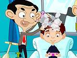 Mr Bean Trouble In Hair Salon 2