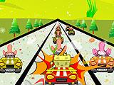 Spongebob Vs Patrick Race