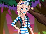 Fairy Tale High Teen-Alice in Wonderland