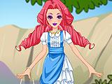 Fairy Tale High Teen-Rapunzel 4