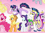 My little Pony Good and Evil