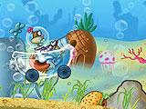 Sponge bob Bathtime Burnout