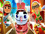 Subway Surfers North Pole