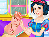 Snow White Doctor For Rapunzel