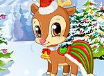 Pet Stars: Cute Reindeer Girl