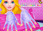 Princess Elsa Beauty Salon