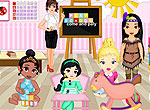 Baby Princess School
