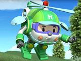 Robocar Poli Robocopter Helly
