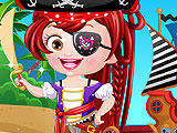 Baby Hazel Pirates